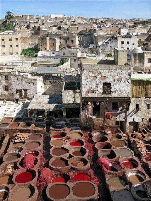 an essay on morocco